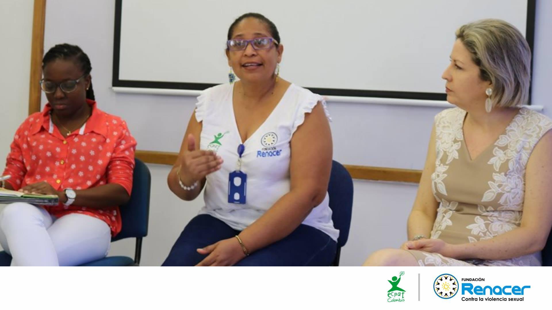 Participamos en conversatorio acerca de los retos del trabajo social realizado en Cartagena