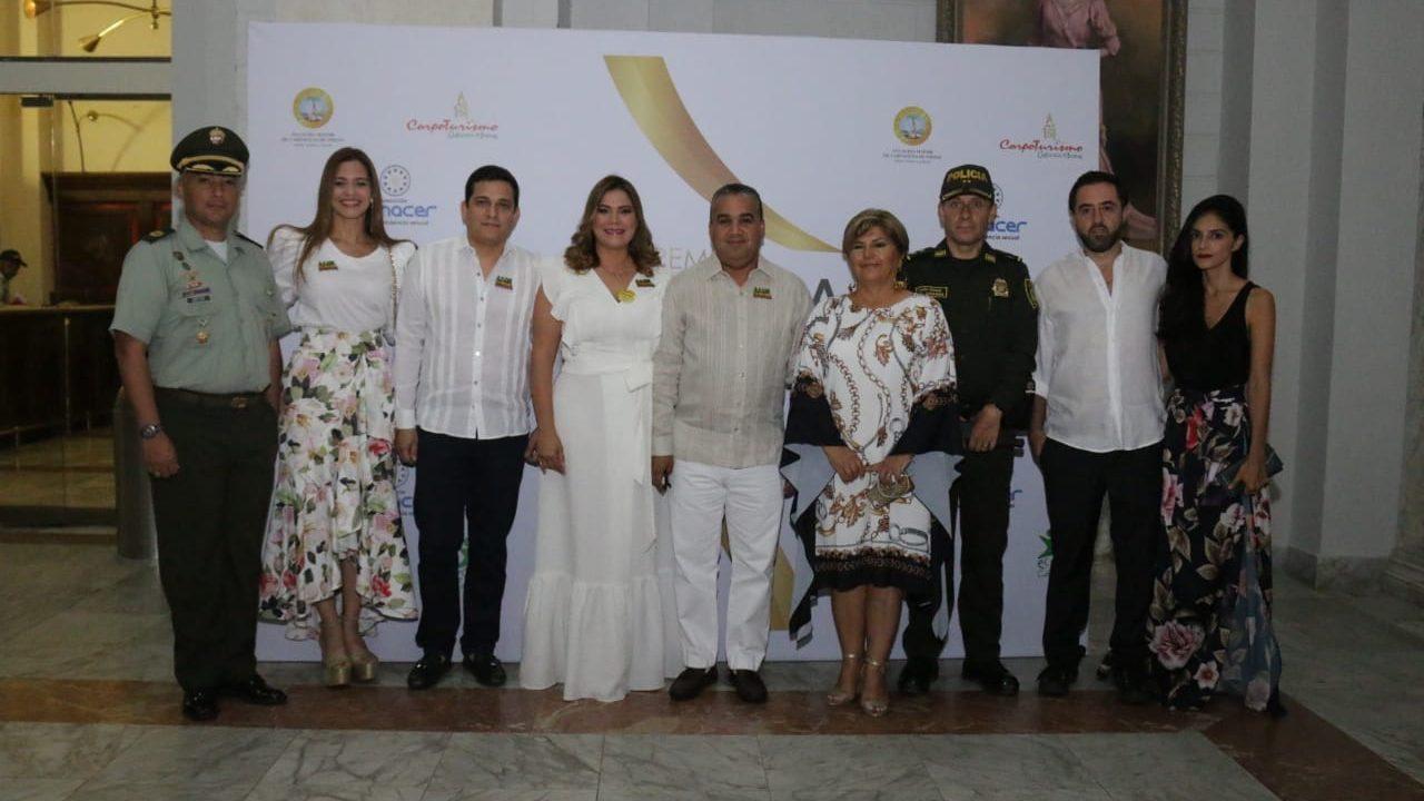 Segunda versión de los premios de La Muralla ¡Soy Yo! en Cartagena