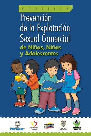 Prevención de la explotación sexual comercial de NNA