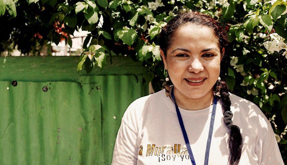 Mayerlin Vergara, nuestra coordinadora regional en La Guajira, gana el Premio Nansen de ACNUR