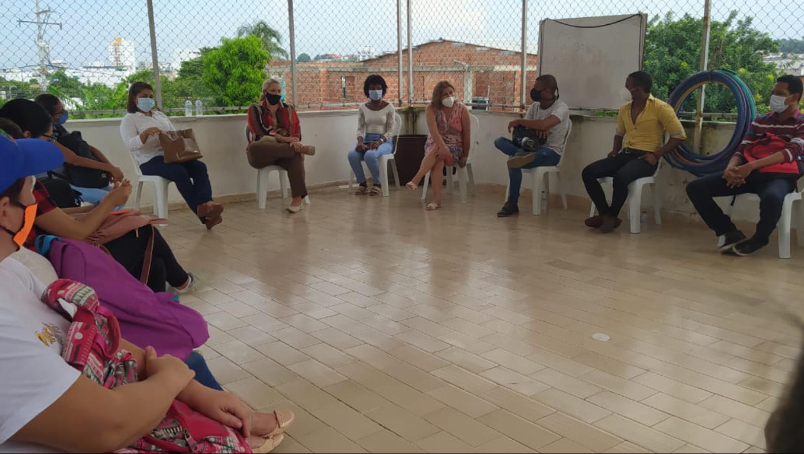Coloreando Sonrisas II: La estrategia de prevención de la explotación sexual que en esta oportunidad llegará a 7 municipios de Bolívar.